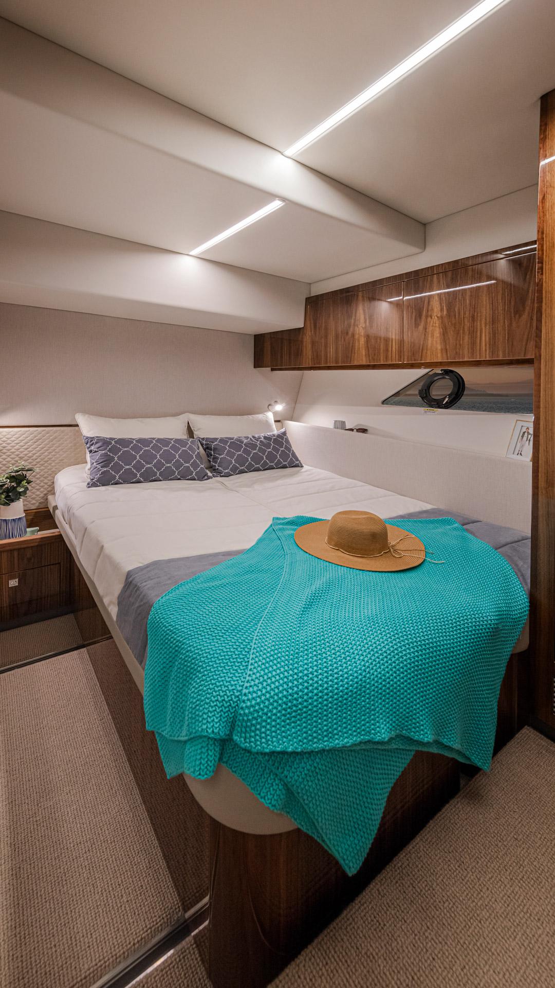 Riviera 645 SUV Port Stateroom 01