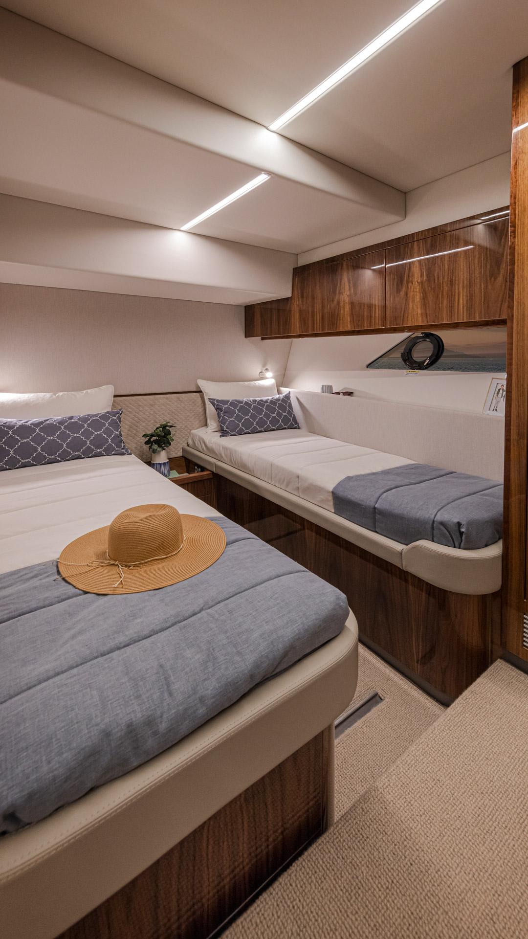 Riviera 645 SUV Port Stateroom 02