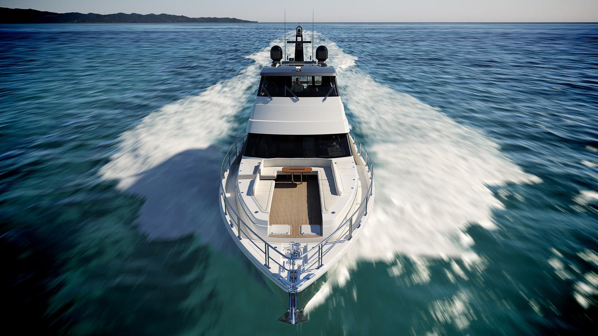 Riviera 78 Motor Yacht 07